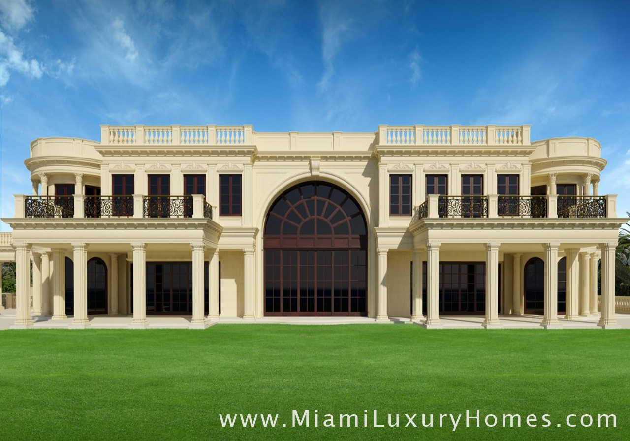 The country s most expensive home hits the south florida for Biggest house in miami