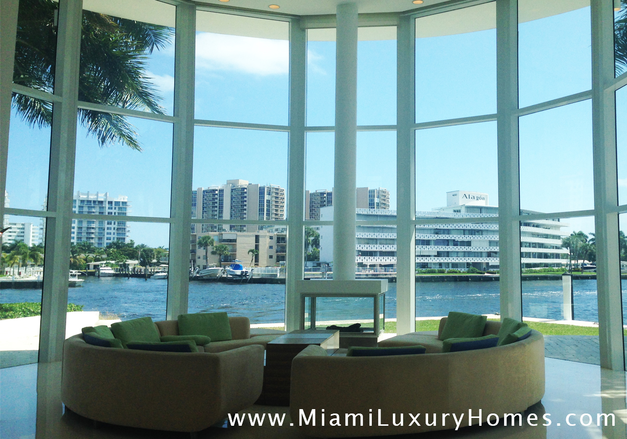 Ft Lauderdale Luxury Waterfront Home Just Leased Miami Luxury Homes