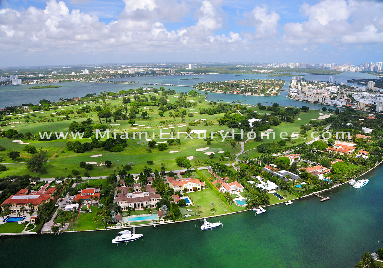 Miami Beach Most Expensive Homes