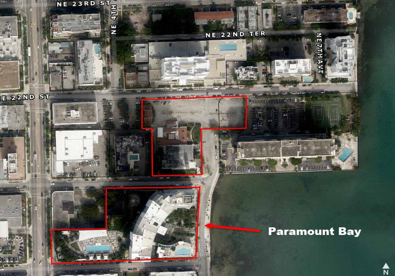 Edgewater church with 2 acres next to paramount bay on the for Paramount on the bay
