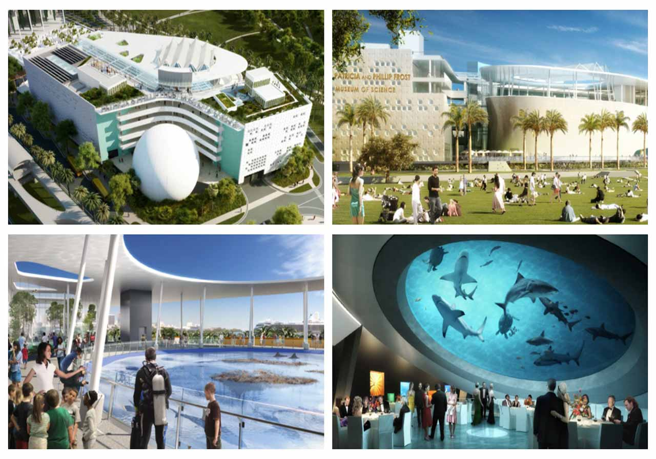 New Science Museum Miami >> Frost Science Museum To Open In Summer 2016 Miami Luxury Homes