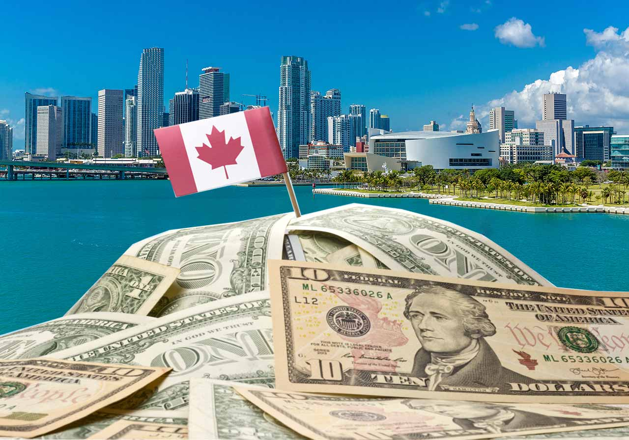 Canadian Ers Grab Instant 45 Return Due To Exchange Rate