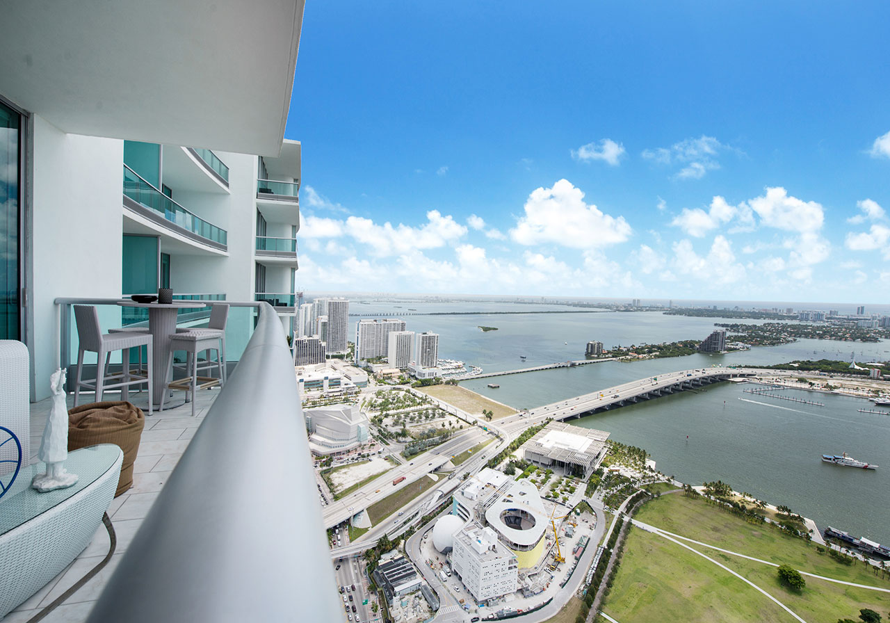 Just Listed 900 Biscayne Bay Penthouse 6103 Offered At