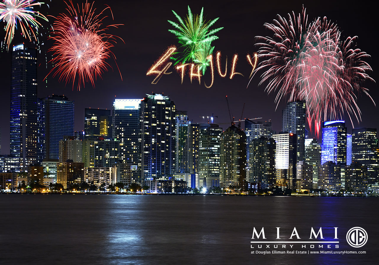Top 6 Miami Spots To Enjoy The 4th Of July, 2017