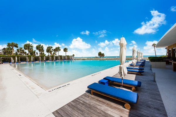 Oceana Key Biscayne Relaxation Pool