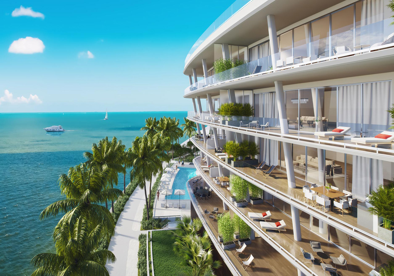 39 the markers grove isle 39 will be coconut grove 39 s newest for The grove house