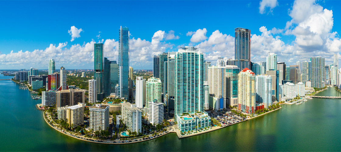 Brickell | Waterfront Financial District of Downtown Miami
