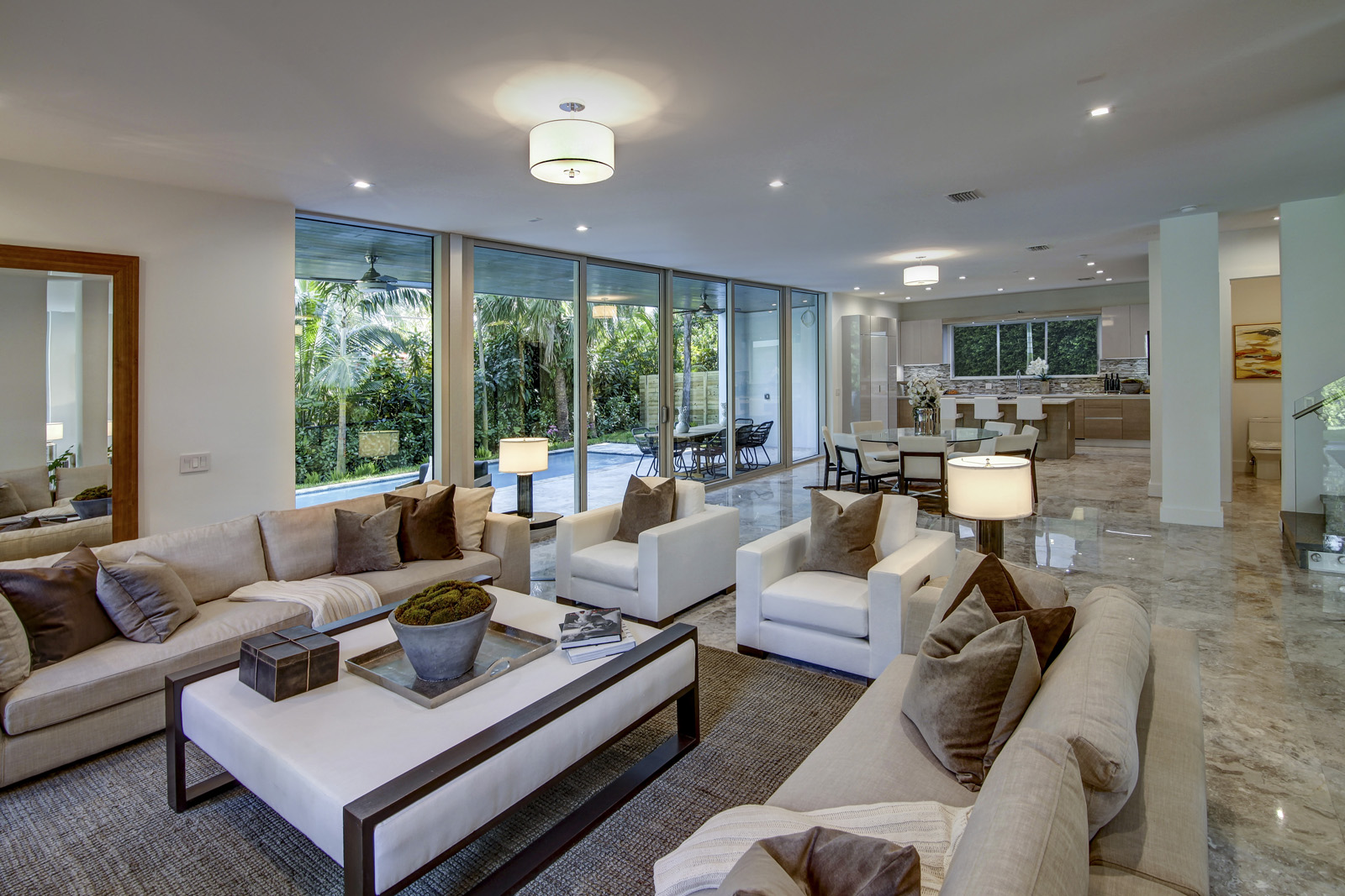 3737 Justison Road Family Room