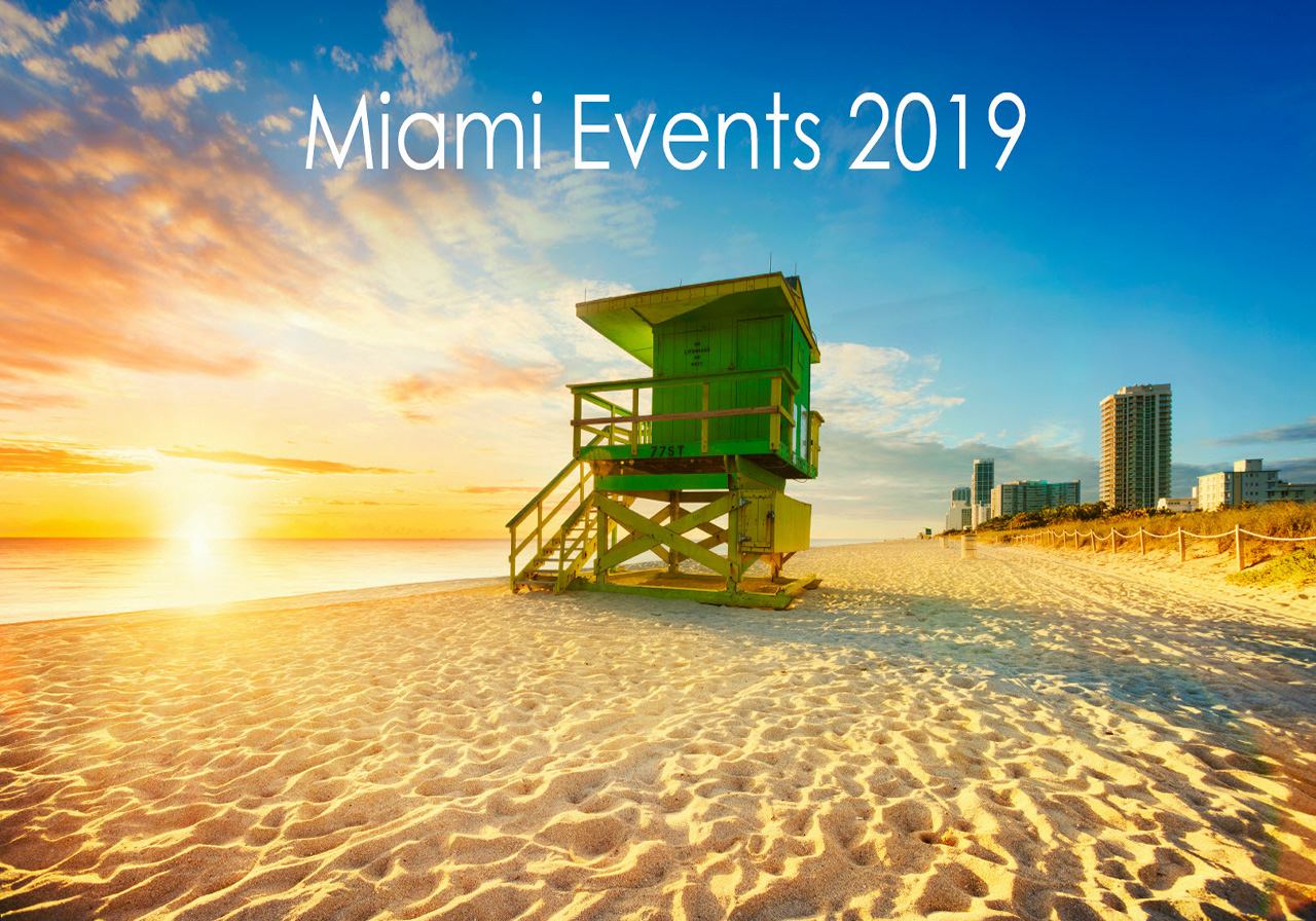 Miami Events in 2019