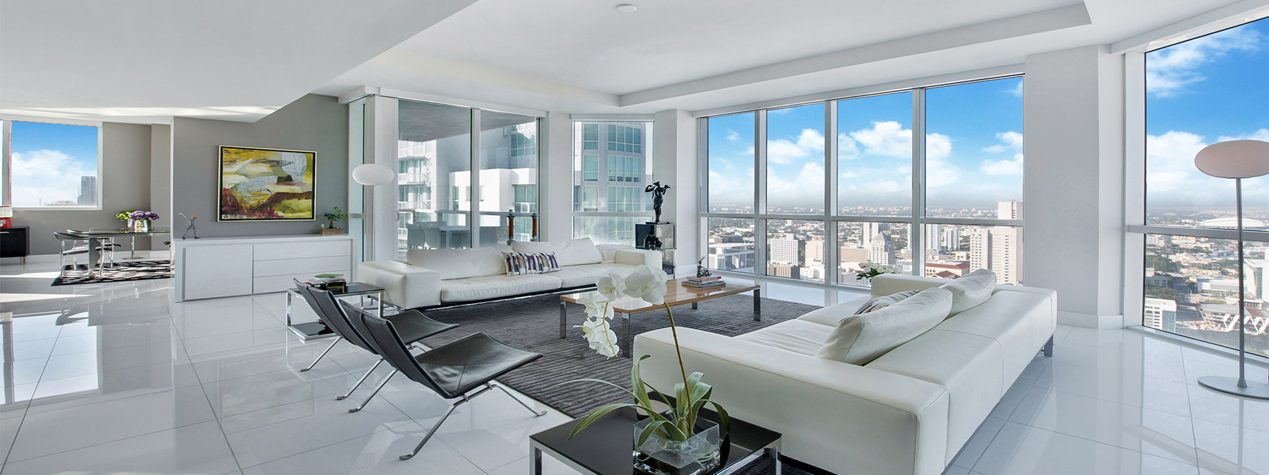 Vizcayne Penthouse 4908 in Downtown Miami