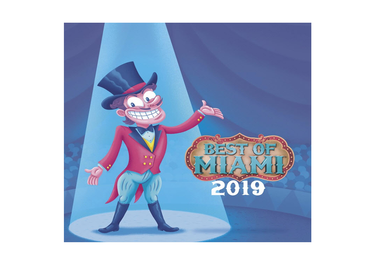 Miami New Times Best of Miami 2019